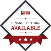 finance option available