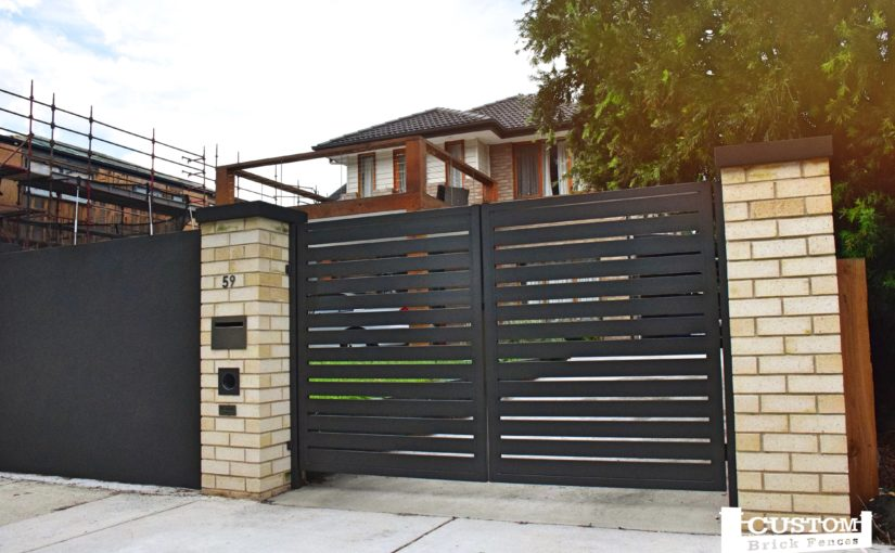 The best automatic gates in Melbourne (An open & shut case)