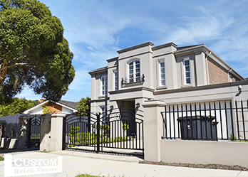 Quality Custom Steel Fencing & Gates in Melbourne