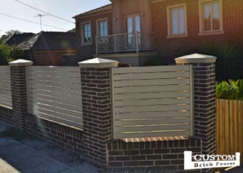 Custom Aluminium Fences